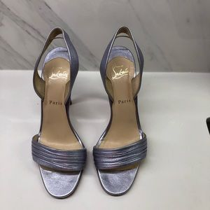 Christian Louboutin 4 1/4 inch heels